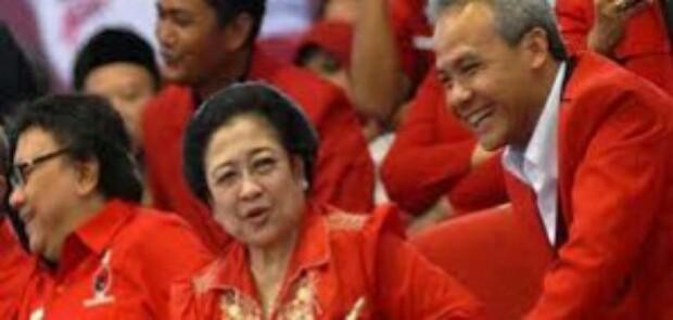 Pilgub Jateng, PDIP Usung Ganjar Pranowo-Taj Yasin