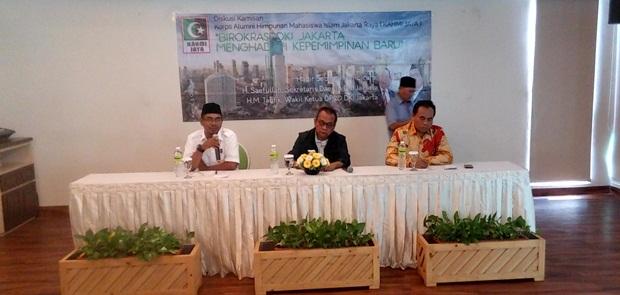 Wakil Ketua DPRD DKI Ingin Kepala Dinas Pendidikan Dicopot