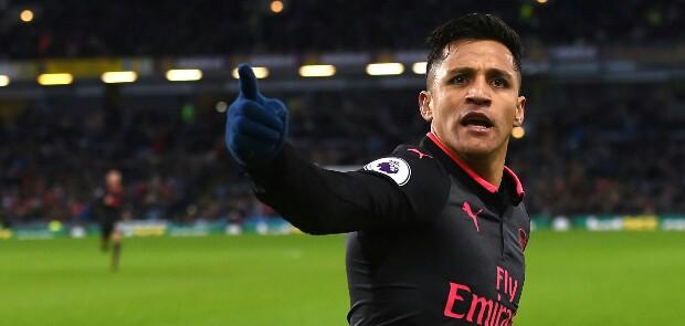 Arsenal Negosiasikan Transfer Sanchez ke Ettihad Stadium