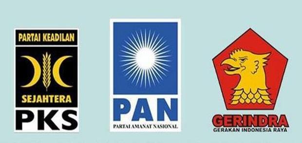 Koalisi PKS, PAN dan Gerindra Diharapkan Berlanjut ke Pemilu 2019