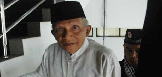Amin Rais Dilaporkan Ke Polda Metro Jaya Karena Partai Setan