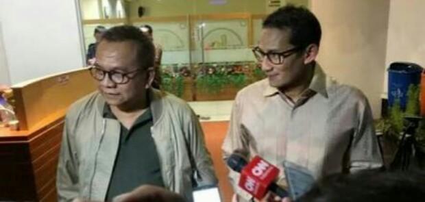 Dibanding Mardani, Taufik Lebih Diunggulkan Jadi Wagub DKI Pengganti Sandi