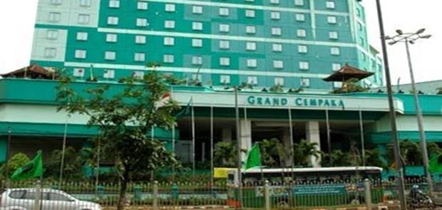Hotel Grand Cempaka Persiapkan Diri Jelang Asian Games XVIII
