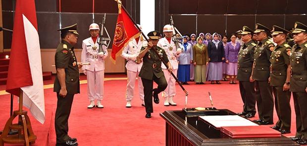 Panglima TNI: Keberhasilan Tugas Milik Anak Buah, Kegagalan Tanggung Jawab Komandan