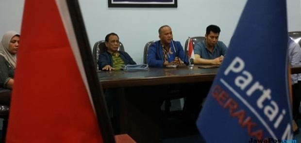 Jadi Bandar Sabu-sabu, Anggota DPRD Langkat dari Fraksi Nasdem Dipecat