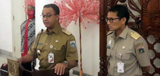 Lepas Saham di PT Delta, Anies-Sandi Diminta Elegan Agar Tidak Jadi Bumerang