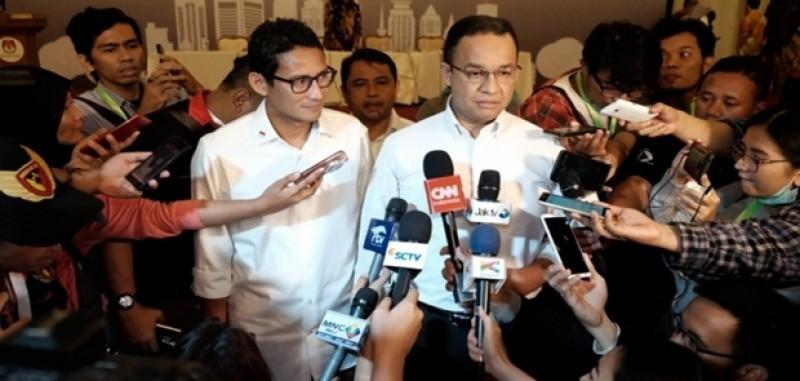 Anies Rombak Jajaran Direksi dan Komisaris PT Jakarta Propertindo