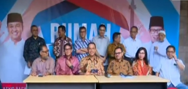 Wah! Anies Baswedan Tunjuk Sudirman Said Jadi Ketua Tim Transisi