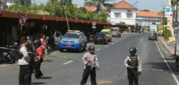Serangan ke Mapolresta Surabaya Tewaskan 4 Orang Lukai 10 Orang