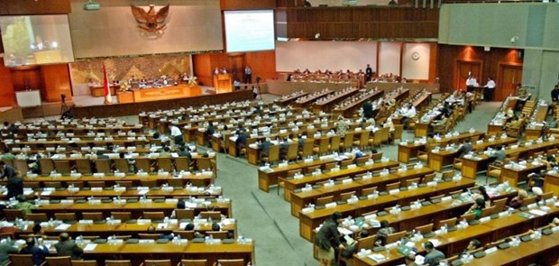 Panitia Pansus Hak Angket KPK Terbentuk Dimotori 5 Partai Pendukung Jokowi