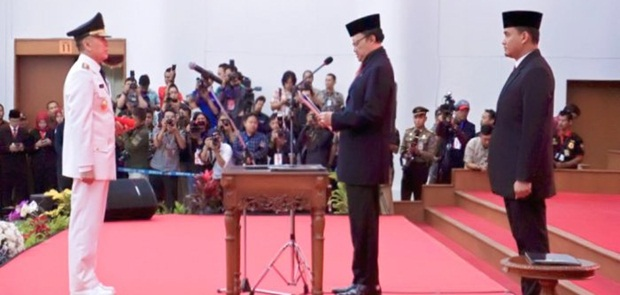 Pelantikan Iriawan Sebagai Pj Gubernur Jabar Melanggar UU tentang Kepolisian RI