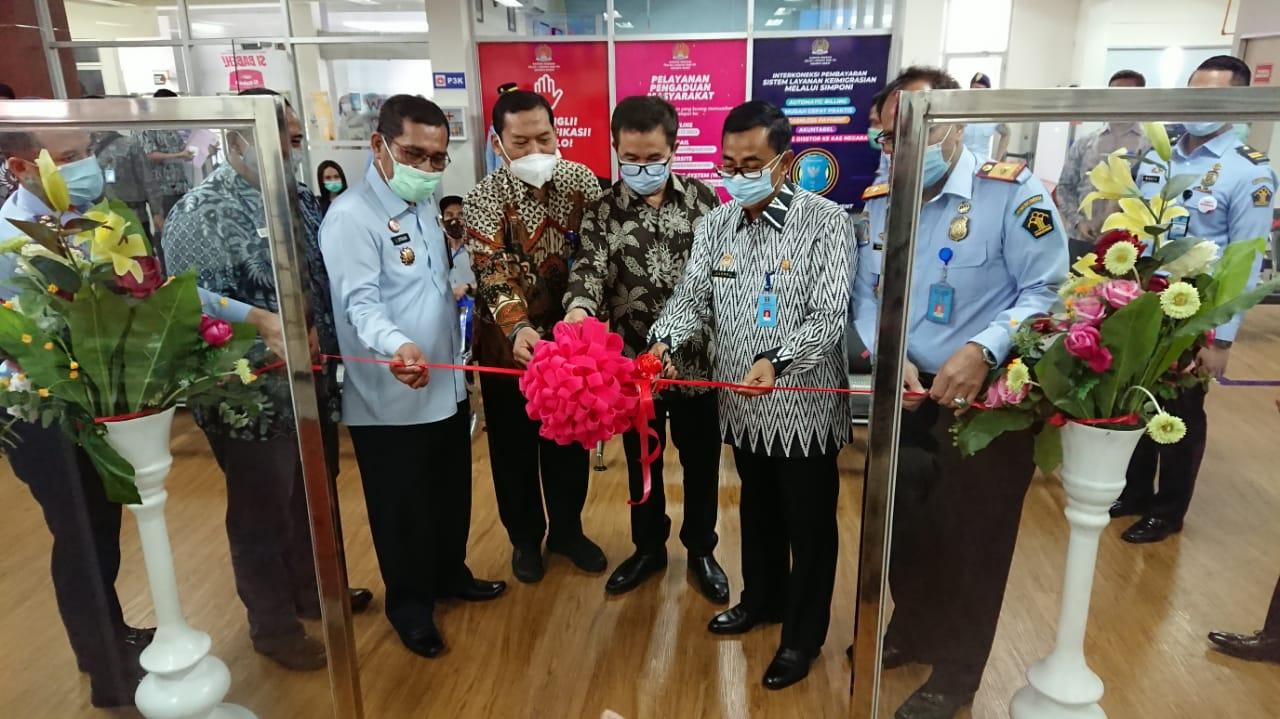 Digitalisasi Layanan, Kantor Imigrasi Jakarta Barat Luncurkan Paperless dan e-billing