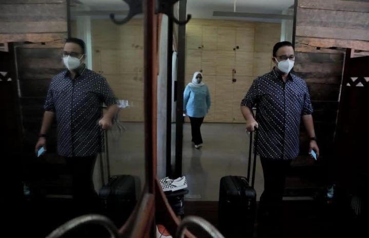 Hasil Tracing Dinkes DKI Jakarta, Keluarga Anies Baswedan Dinyatakan Negatif