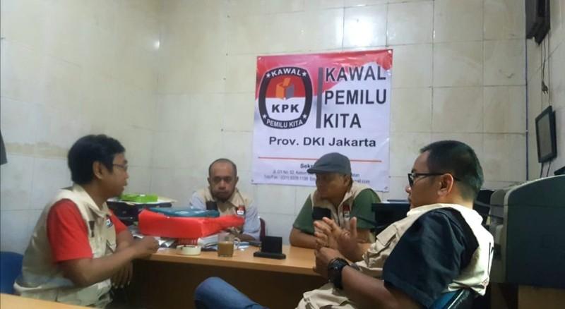 KPK DKI: Putusan Bawaslu Soal Deklarasi Ganjar Pranowo Cs Sudah Tepat