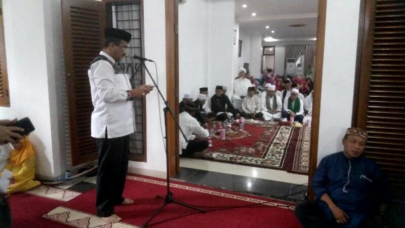 Walikota Jaktim Minta Ulama dan Habaib Tidak Mencaci Pemerintah