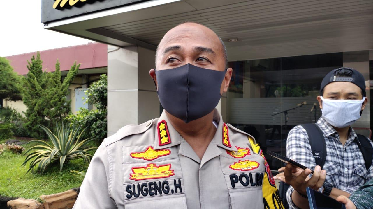 Catat.! Polisi Akan Tindak Pelanggar PSBB di Kota Tangerang