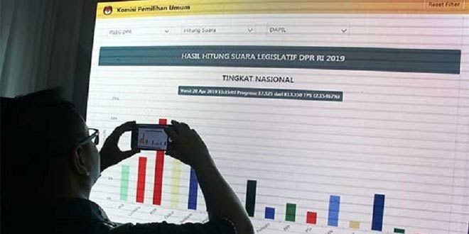 Pengamat : KPU Akan Tersandung Persoalan Situng di Sidang MK