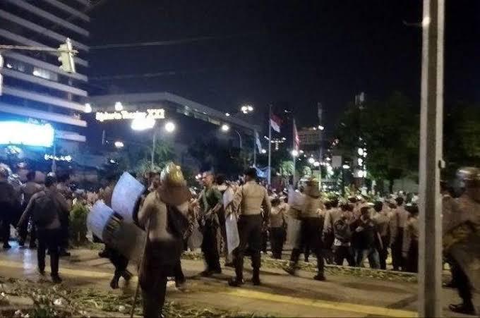 Terbukti Bersalah di Aksi 22 Mei, 10 Anggota Brimob Dipidana