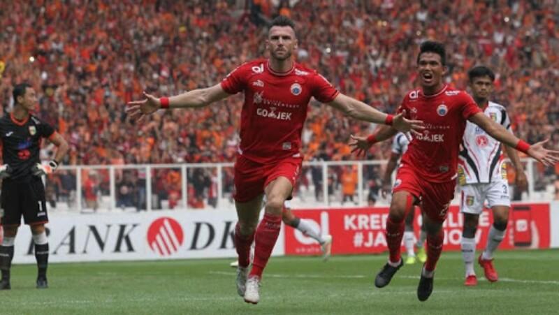Tundukkan Mitra Kukar, Persija Juara Liga 1-2018