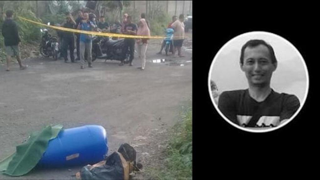 Terduga Pembunuh Mantan Wartawan Rakyat Merdeka Ditangkap