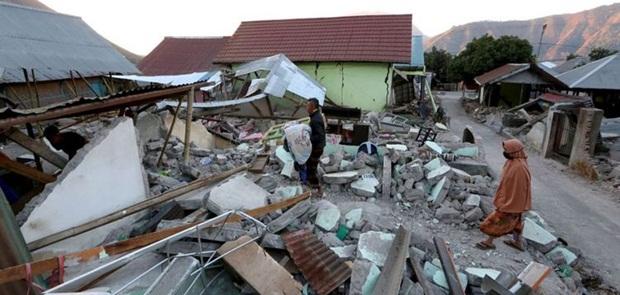 Jelang Tengah Malam, Lombok Diguncang Gempa Berkekuatan 4,7 SR