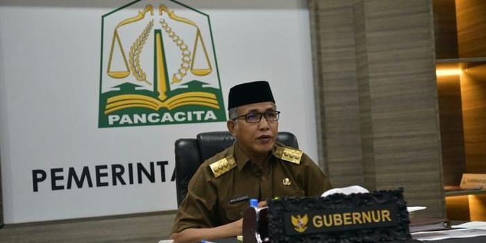 DPMPTSP Aceh Gandeng BPS Layani Data Statistik Investasi