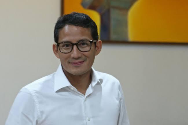 Sandiaga : Biarkan Para Menteri Bekerja, Jangan Komentar Dulu