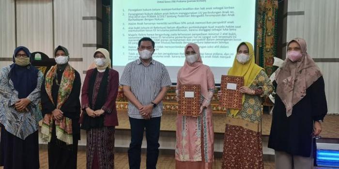 Ketua TP PKK dan Elemen Sipil Aceh Sepakat Kawal Kasus Kekerasan Seks Cut Mutia Kurniawati