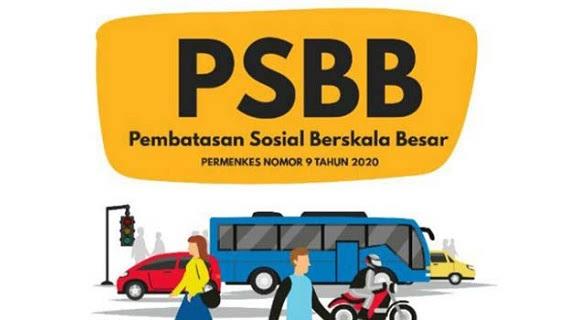 Pemprov DKI Sebut Pengumuman Perpanjangan PSBB Hingga 8 Juni Hoax