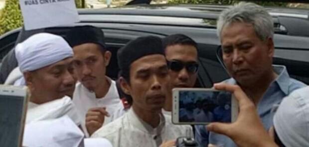 Ustad Abdul Somad Dideportasi, MUI Minta Pemerintah Kirim Nota Protes ke Hongkong