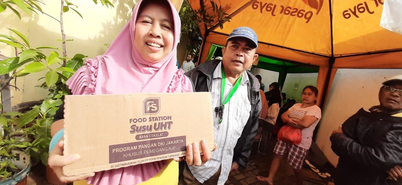 Bank DKI Dukung Program Pangan Murah Jakarta