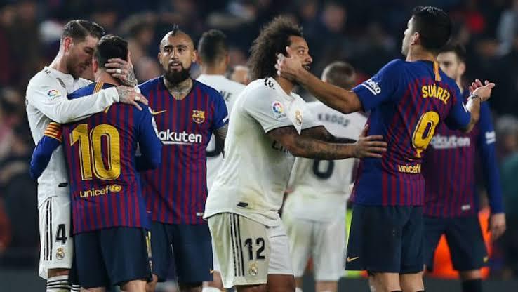 Liga Spanyol : Disingkirkan Barca di Copa de Rey, Madrid Ingin Balas Dendam ?