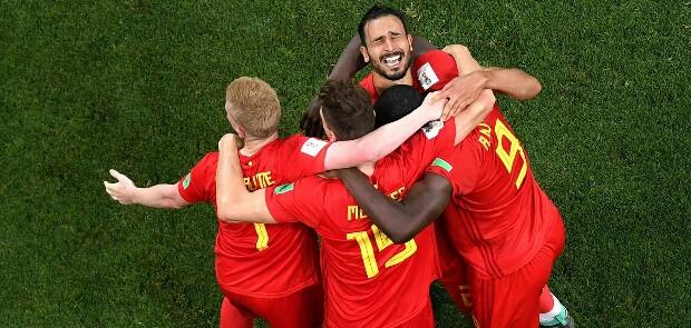 PREV PIALA DUNIA: Brasil Vs Belgia