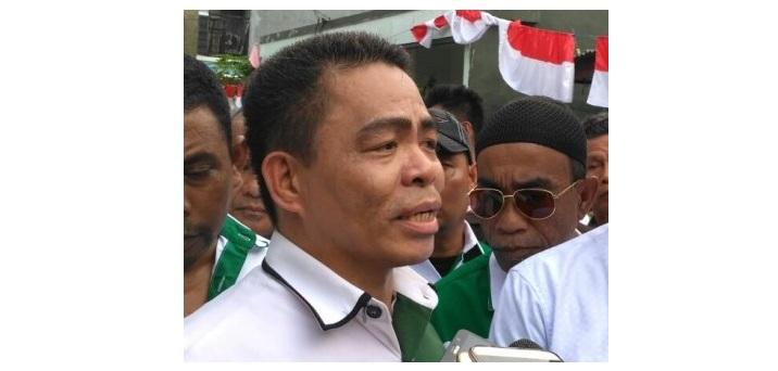 Umar Kei dicokok Polisi Narkoba Polda