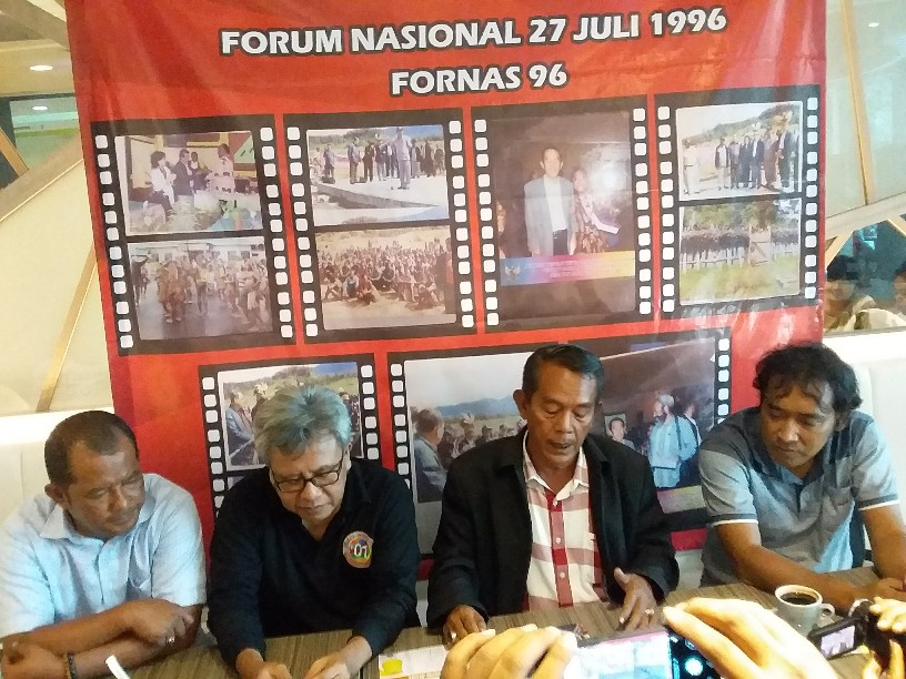 Fornas 96 Minta Tokoh Nasional Tidak Memprovokasi Persoalan Papua