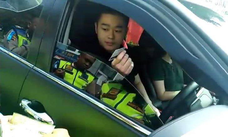 Polisi Duga Toyota Fortuner Milik Kevin Kosasi Mobil Pinjaman