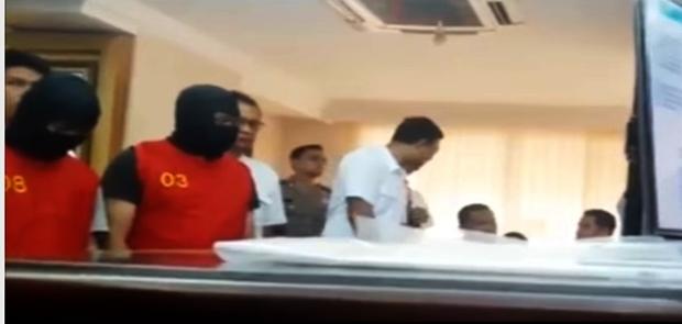 Polda Metro Jaya Bongkar Pornografi Online Spesialis Anak