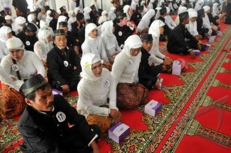 Kurangi Pasangan Menikah Tak Resmi, DPRD DKI Seriusi Program Nikah Massal