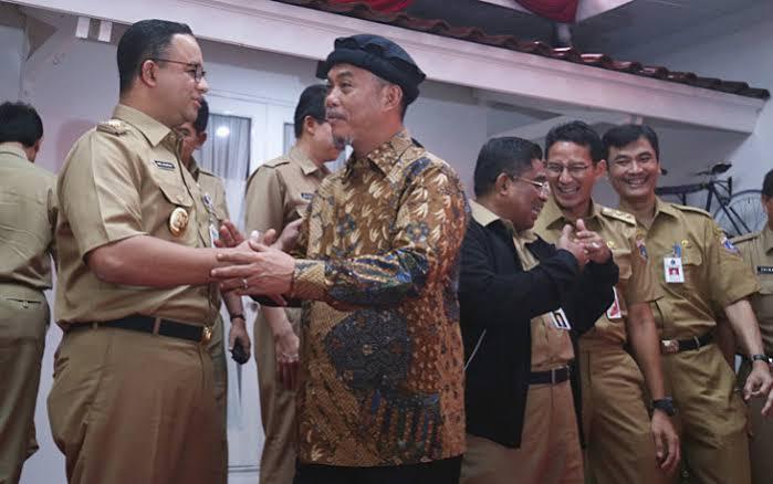 Ketua DPRD DKI Tuding Ganti Pejabat Karena Dendam Pilkada, Ini Kata Anies