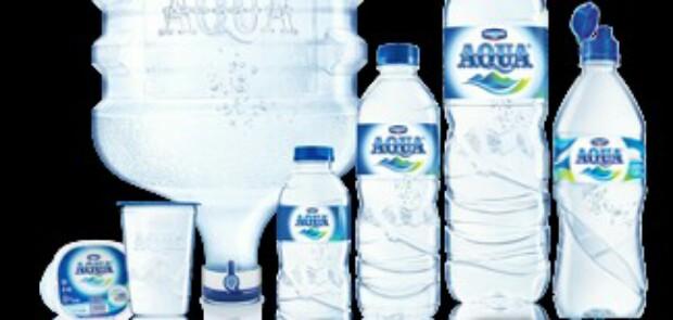 Hasil Penelitian: Aqua Mengandung Mikropelastik