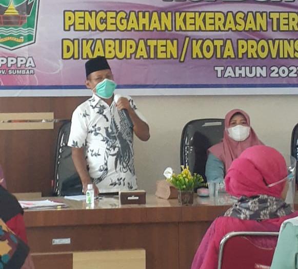 Pencegahan Kekerasan Terhadap Perempuan di Kab.Padang Pariaman
