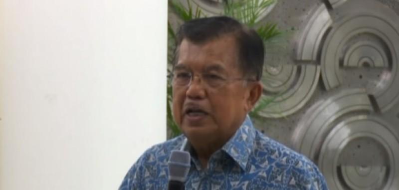 Wakil Presiden Minta Polisi Bertindak Adil Saat Bertugas