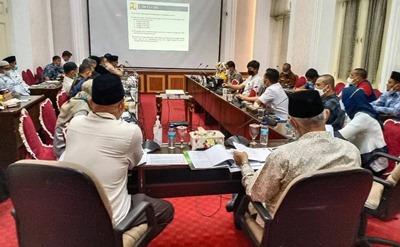 Gubernur Sumbar akan Tindak Tegas Pelaku Aktivitas Tambang Ilegal Solok