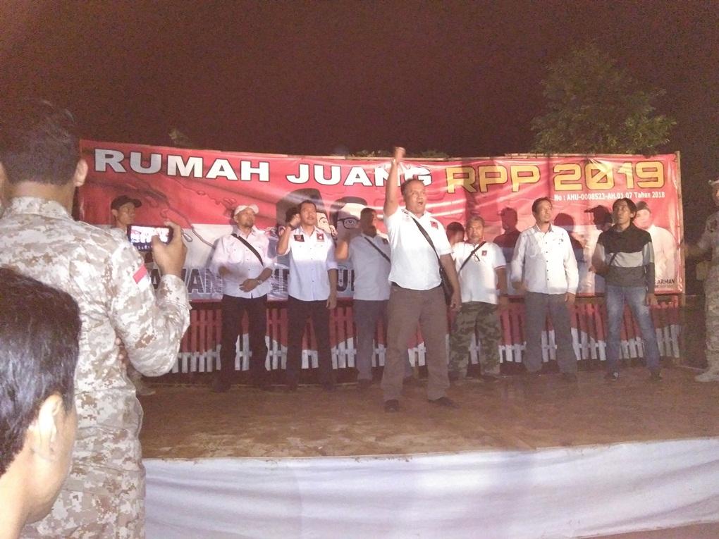 RPP Optimis Prabowo Menangkan Pilpres 2019