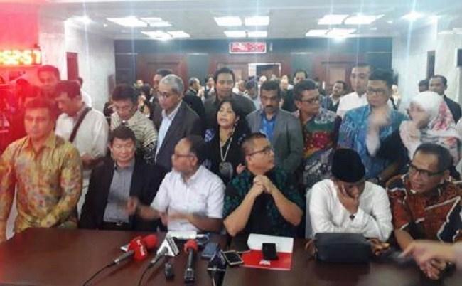 Tuntutan BPN Diskualifikasi Jokowi-Ma'ruf Amin Sulit Terjadi Meski TSM Terbukti, Ini Penyebabnya