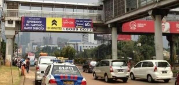 Pendapatan DKI Bocor Rp 83,9 Miliar dari Penyelenggaraan Reklame