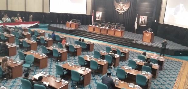 Fraksi Demokrat-PAN Belum Setuju RAPBD 2018 Disahkan