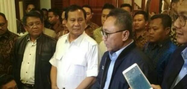 Bahas Pemenangan Pilkada, Ketum Gerindra, PAN dan PKS Gelar Pertemuan