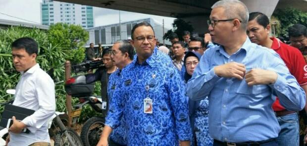 Anies Diminta Cegah Monopoli Bisnis Kapal Laut oleh Trans 1000