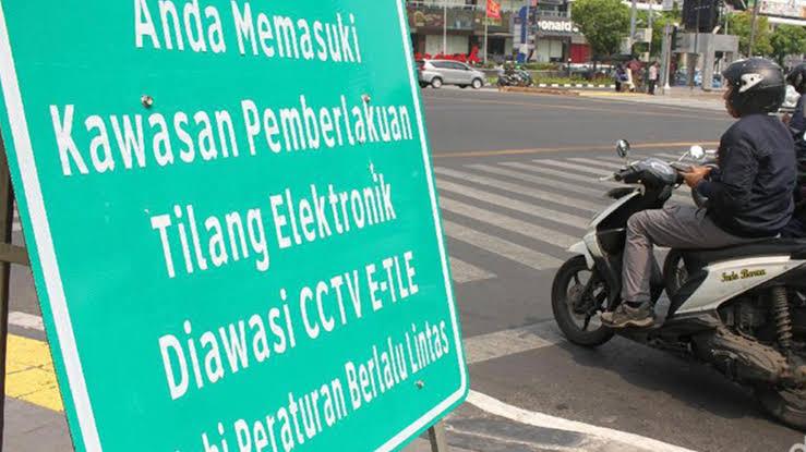 Tak Bayar Denda Tilang Elektronik, 9.169 STNK Bakal Diblokir